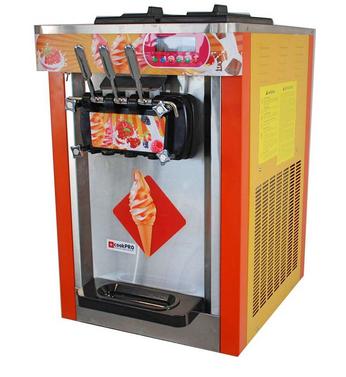 Automatický stroj na zmrzlinu - 1