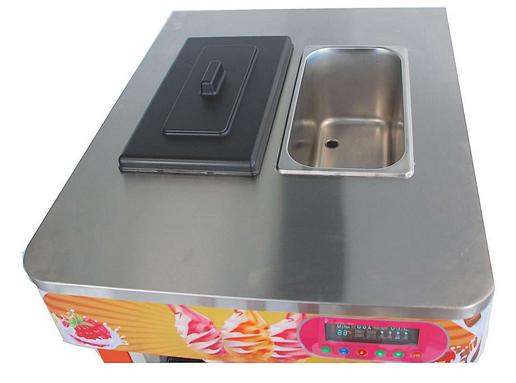 Automatický stroj na zmrzlinu - 4
