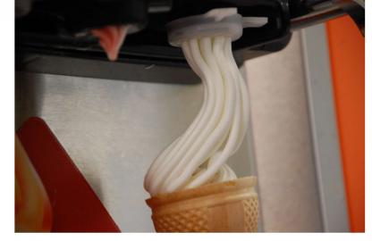 Automatický stroj na zmrzlinu 510010001 - 13