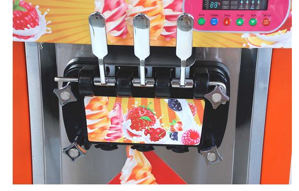 Automatický stroj na zmrzlinu 510010001 - 6