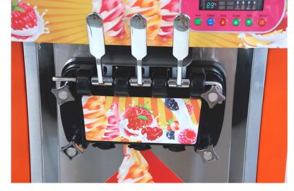 Automatický stroj na zmrzlinu 510010002 - 6
