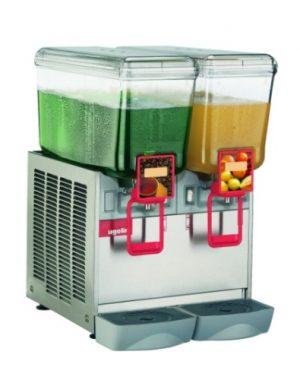 Chladič nápojov 2x20 l - 1