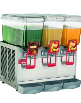 Chladič nápojov 3x20 l - 1