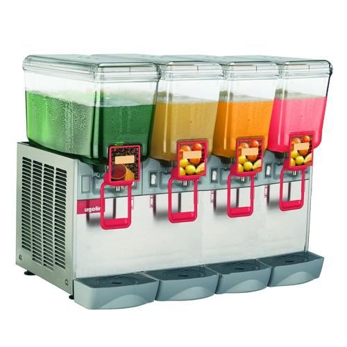 Chladič nápojov 4x20 l - 1