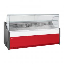 Chladiaca gastro vitrína 470 l - LED   RCKV-AMS
