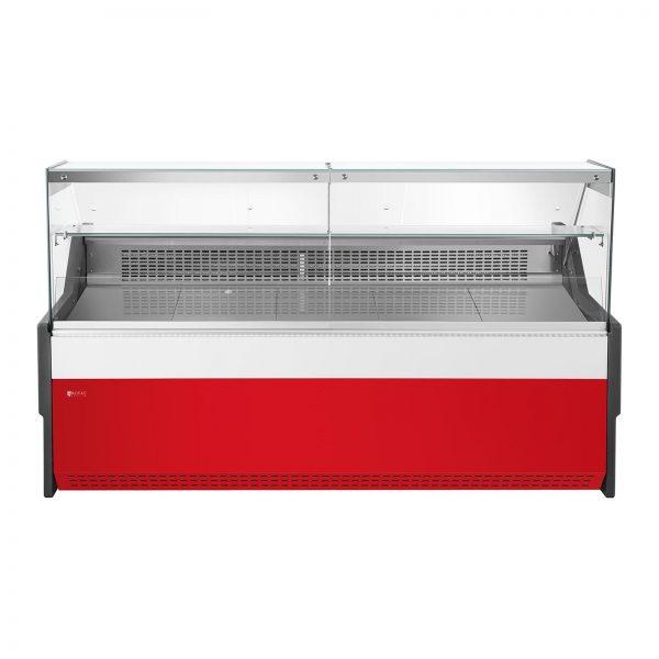 Chladiaca gastro vitrína 470 l - LED 2