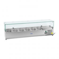 Profesionálna chladiaca nadstavba - 140 x 33 cm | RCKV-140/33-O