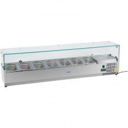 Chladiaca nadstavba - 160 x 33 cm - 1
