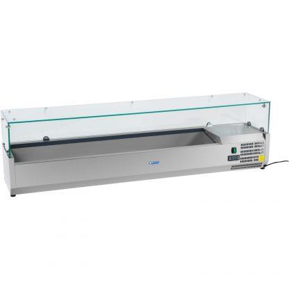 Chladiaca nadstavba - 160 x 33 cm - 2