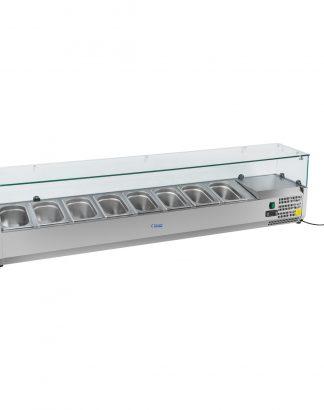 Chladiaca nadstavba - 180 x 33 cm - 1