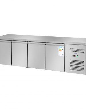 Chladiaci stôl - 450 l - 4 dvere - 1