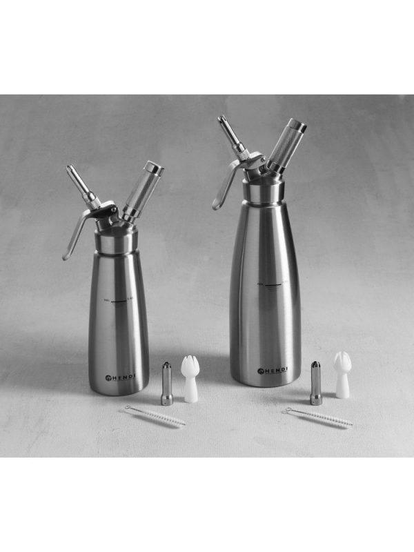 Fľaša na výrobu šľahačky - HENDI 588017 2