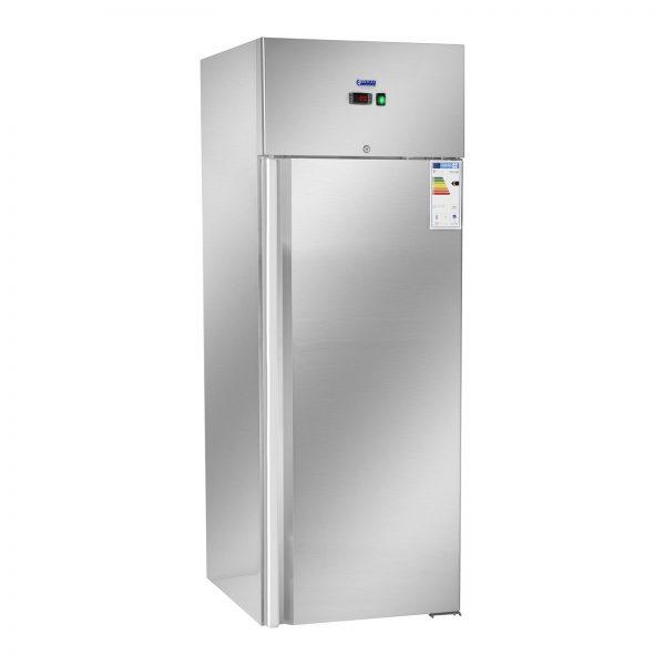 Gastro chladnička - 540 l - ušľachtilá oceľ - 1