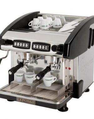 Kávovar dvoj pákový EMC-2P B H - 1