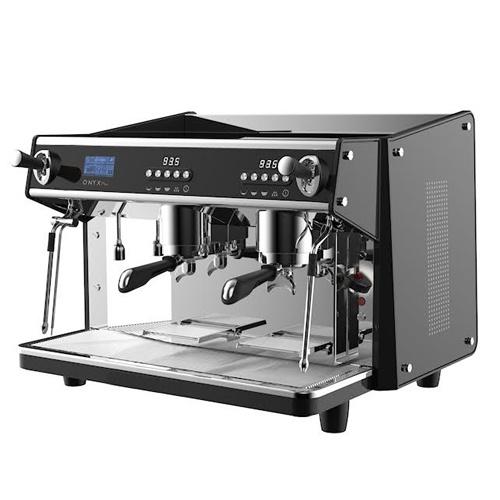 Kávovar dvoj pákový multibojlerový ONYX PRO-2P TS - 1