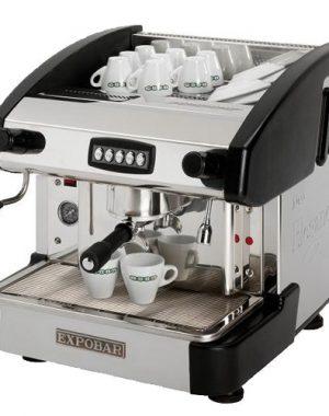Kávovar jedno pákový EMC-1P B - 1
