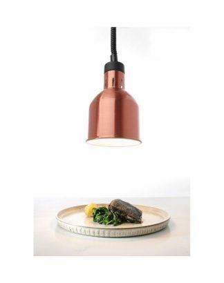 Ohrevná lampa - medená kód 273890 - 1