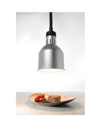 Ohrevná lampa - strieborná kód 273883 - 1