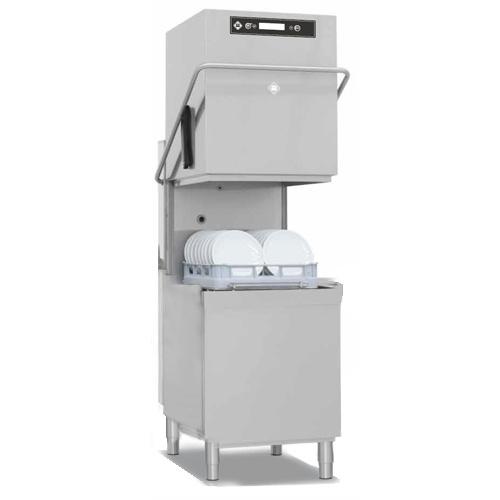 Umývačka riadu priebežná elektronická , atmosf. bojler | TT-162-ABT
