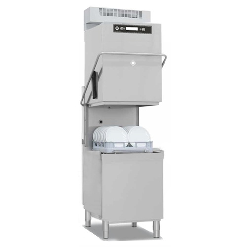 Umývačka riadu priebežná elektronická s rekuperáciou - atmosf. bojler | TT-112REC-ABT