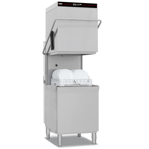 Umývačka skla a riadu priebežná elektronická s odp. čerpadlom | QQI-102P
