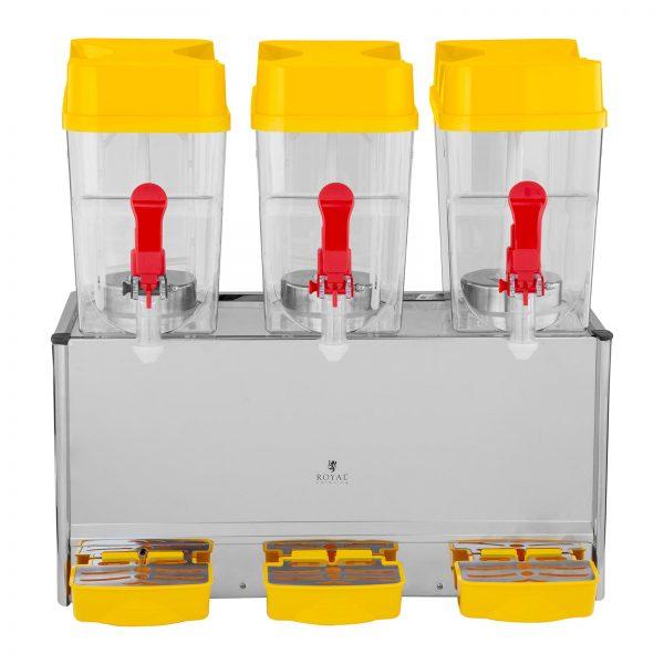 Čerič chladených nápojov - 3 x 18 litrov - 2