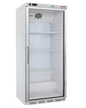 Chladnička biela presklená ventilovaná 600 l, HR-600G - 1
