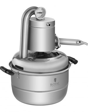 Destilátor - 10 litrov - RCAD10 1