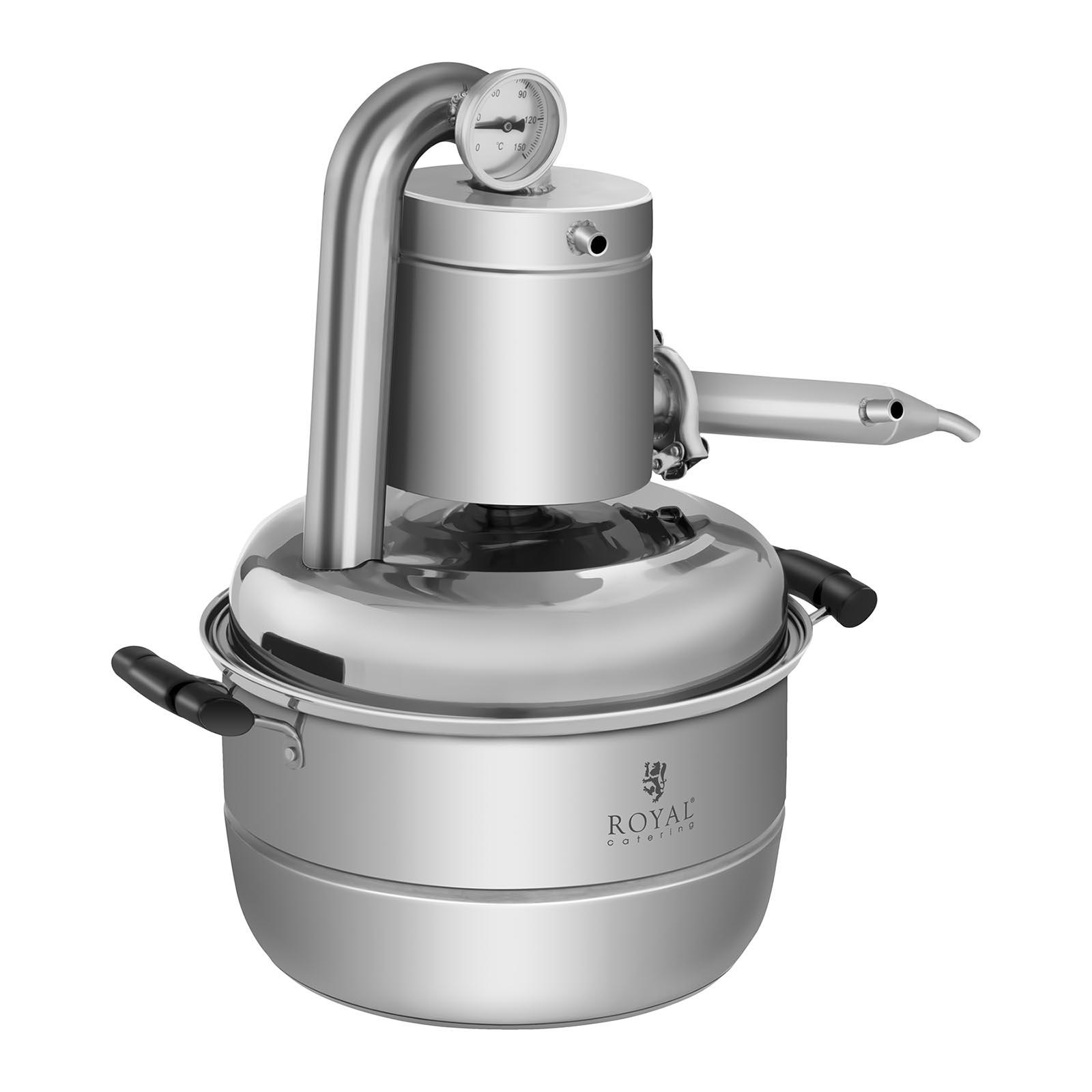 Destilátor - 10 litrov - RCAD10