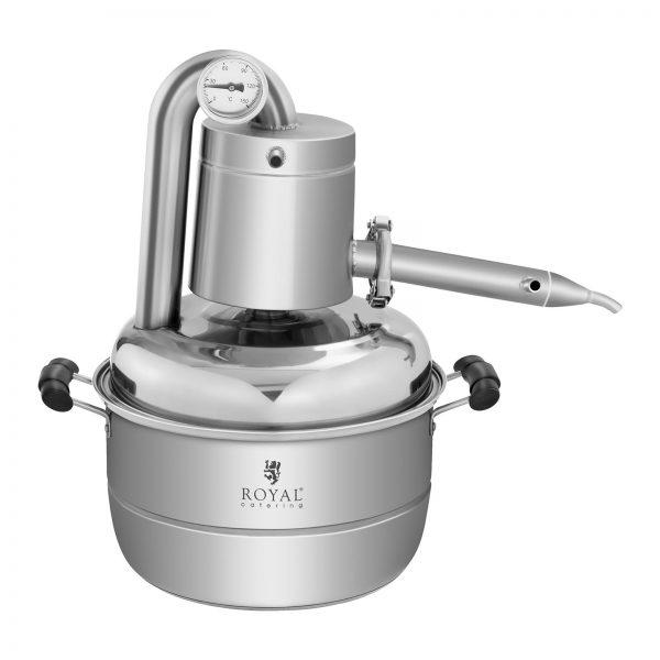 Destilátor - 10 litrov - RCAD10 2