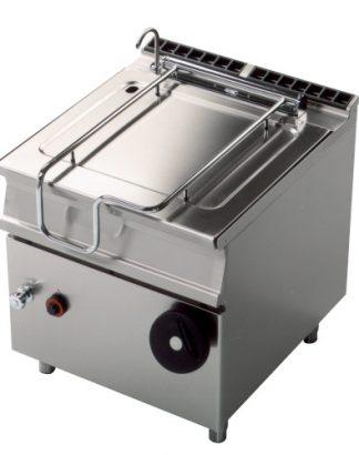 Elektrická smažiaca panvica 80l - 800x900mm - 15 kw - BR80-98ET/N