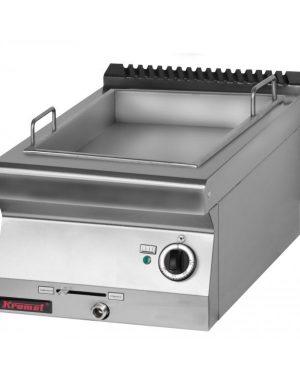 Elektrická smažiaca panvica 8l - 400x700mm - 4,5kw - 700.PE-015