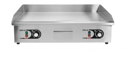 Elektrická grilovacia platňa - hladká 73 cm YG-04588