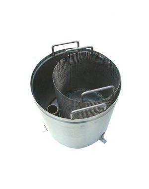 Lapač šupiek a škrobu - nerezový | LS2N/6