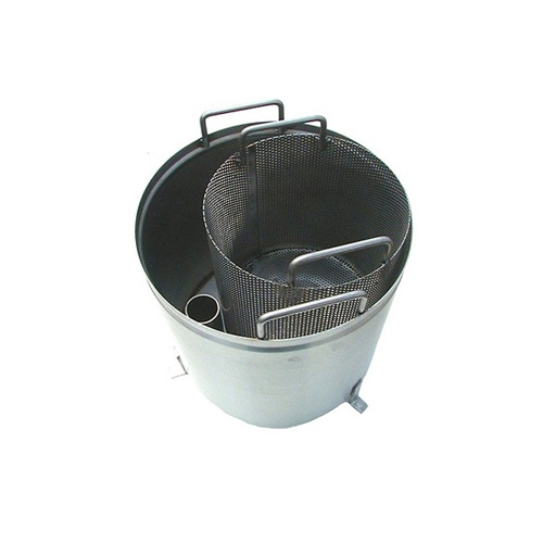 Lapač šupiek a škrobu, nerezový LS1N12,20,40 - 1