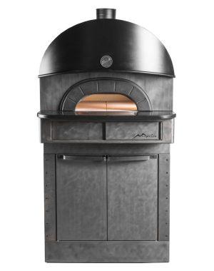Pec na pizzu Neapolis - 6xø330 mm | MFNEAPOLIS6