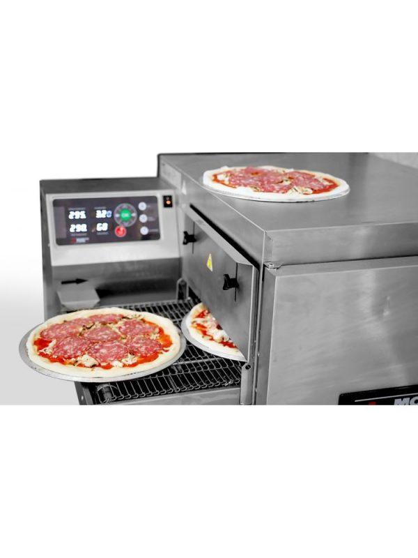 Priebežná pec na pizzu T 64 E - 2