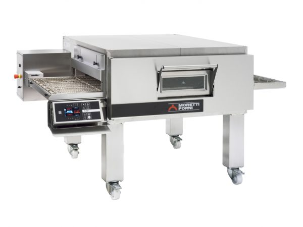 Priebežná pec na pizzu TT 98 E - 1