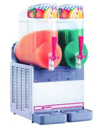 Výrobník ľadovej drte 2x10L - 1