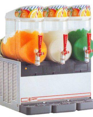 Výrobník ľadovej drte 3x10 L - 1
