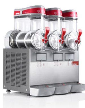 Výrobník ľadovej drte 3x6 L - 1Výrobník ľadovej drte 3x6 L - 1