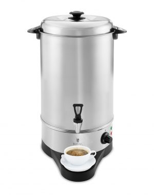 Varný termos - 10 litrov - odkvapkávacia miska - 1