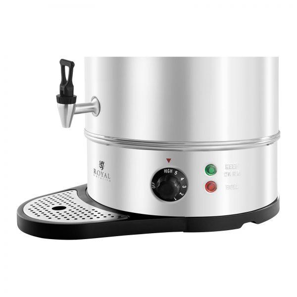 Varný termos - 20 litrov - odkvapkávacia miska - 2