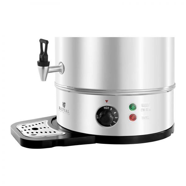 Varný termos - 30 litrov - odkvapkávacia miska - 2