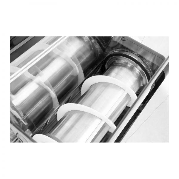 Výrobník ľadovej drte 2 x 12 litrov - LED | model RCSL 2 12 - 6