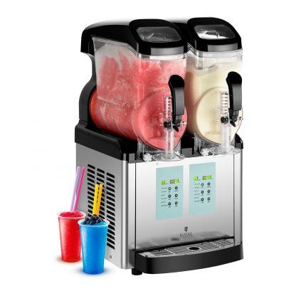 Výrobník ľadovej drte - 2 x 6 litrov - Granitor 2 x 6 litrov   model RCSL 2 6ICE - 1
