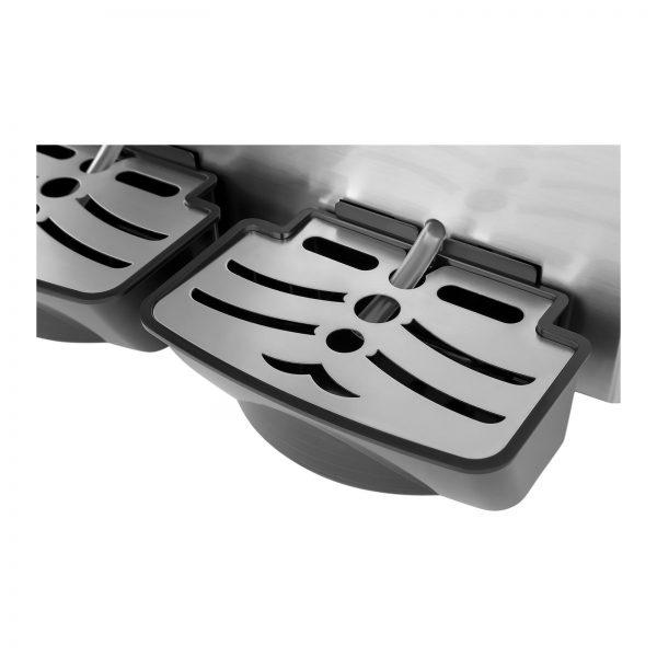 Výrobník ľadovej drte 3 x 12 litrov - LED | model RCSL 3 12 - 6