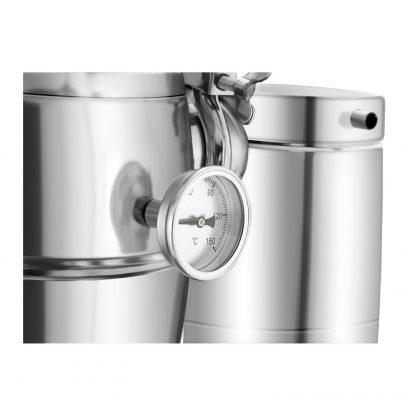 Destilátor - 30 litrov - 4-stupňové chladenie - RCAD30C - 1