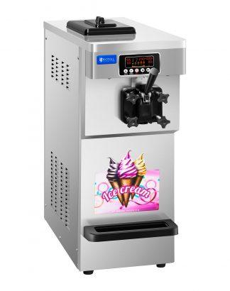 Stroj na točenú zmrzlinu - 1500 W - 5 l - 1