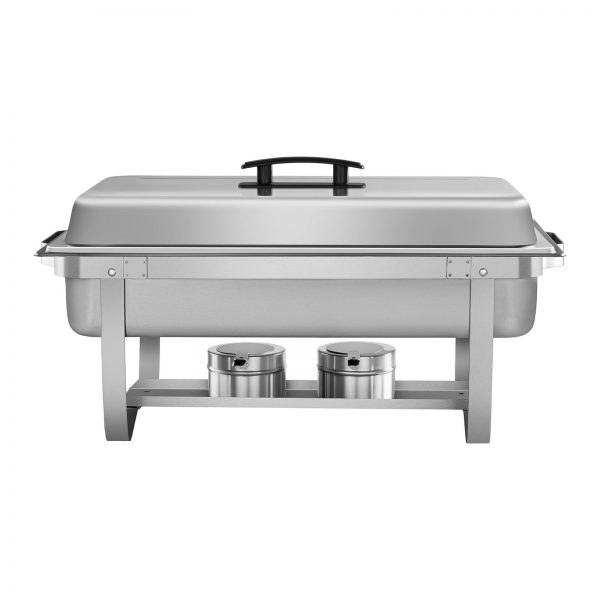 Chafing dish 2dielna sada - 53 cm - vr. GN nádob - 4